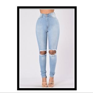 Tough Luck Jeans
